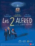 Les 2 Alfred, affiche