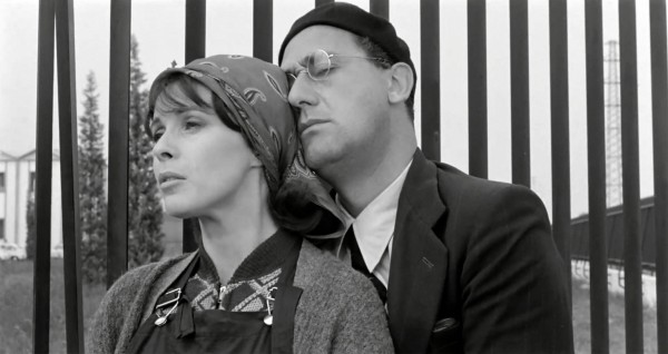 Claire Bloom (Ada), Alberto Sordi (Mombelli)