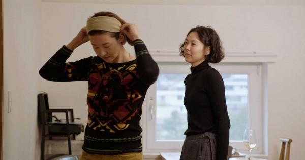 Song Seon-mi (Su-young), Kim Min-hee (Gam-hee)