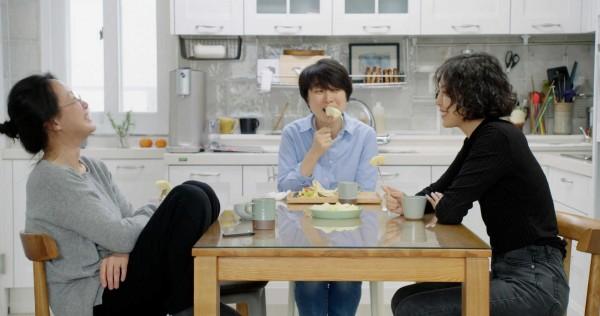 Seo Young-Hwa (Young-Soon), Leo Eun-mi (Young Ji), Kim Min-hee (Gam-hee)