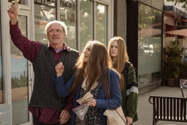 Richard Jenkins (Robert), Debra Winger (Theresa), Evan Rachel Wood (Old Dolio)