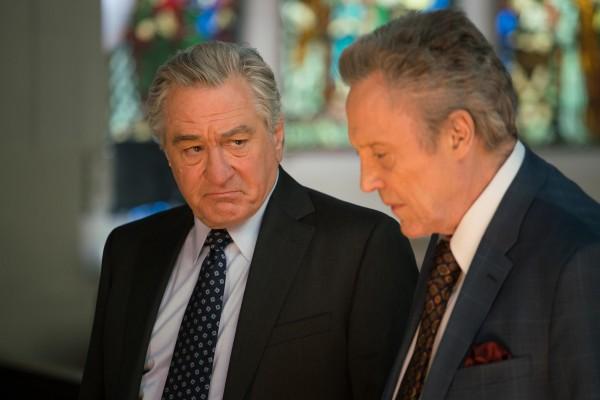 Robert De Niro (Ed), Christopher Walken (Jerry)