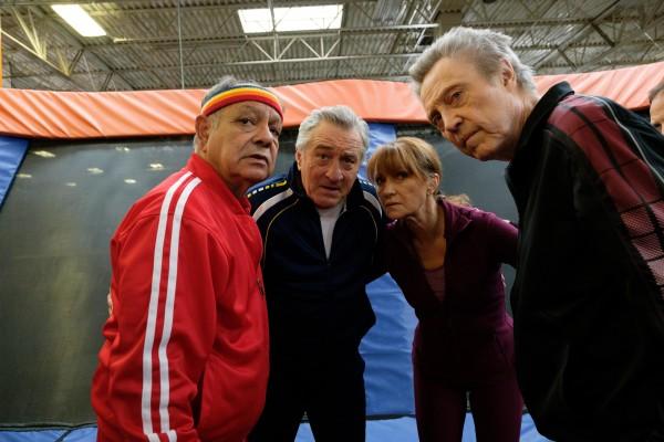 Cheech Marin (Danny), Robert De Niro (Ed), Jane Seymour (Diane), Christopher Walken (Jerry)
