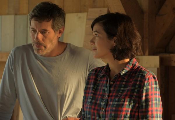 Jalil Lespert (François), Mélanie Doutey (Noémie)
