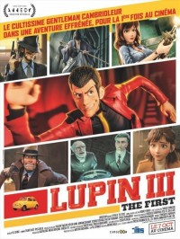 Lupin III : The First, affiche
