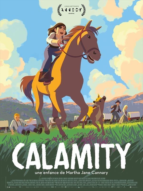 Calamity, une enfance de Martha Jane Cannary, affiche