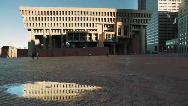 Hôtel de Ville de Boston