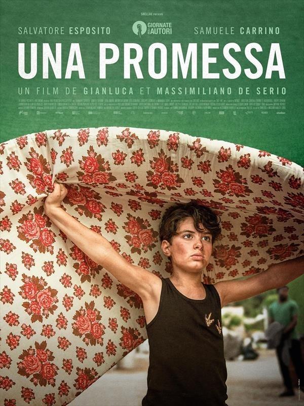 Una Promessa, affiche.