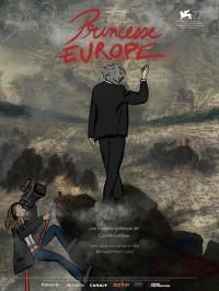 Princesse Europe, affiche
