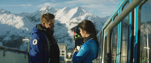 Jérémie Renier (Fred), Noée Abita (Lyz)