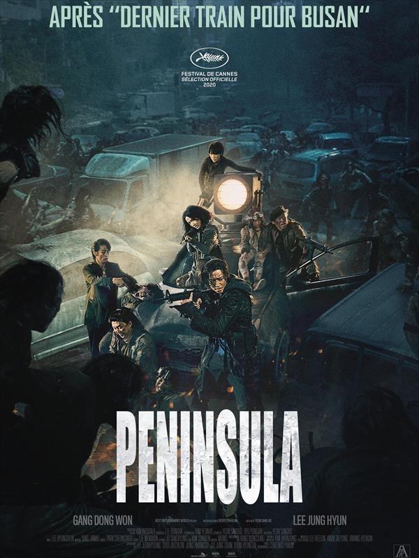 Peninsula, affiche