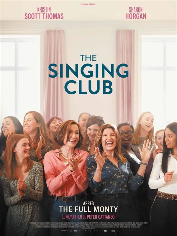 The Singing Club, affiche