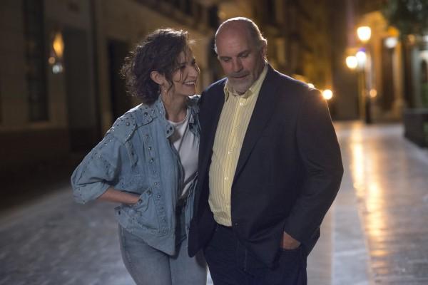 Valérie Lemercier (Aline Dieu), Sylvain Marcel (Guy-Claude Kamar)