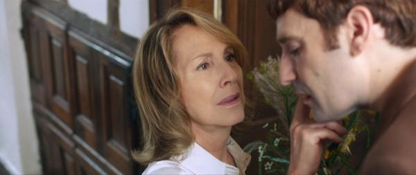Nathalie Baye (Bernadette Meyer), Nicolas Maury (Jérémie Meyer)