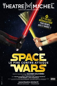 Space Wars au Théâtre Michel