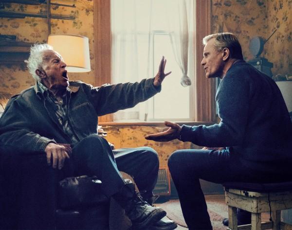 Lance Henriksen (Willis), Viggo Mortensen (John Petersen)