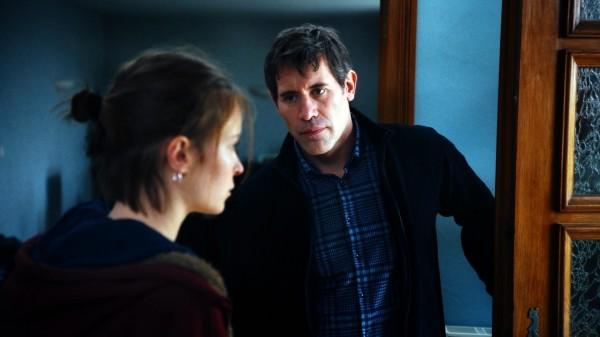 Diane Rouxel (Constance), Jalil Lespert (Sylvain)