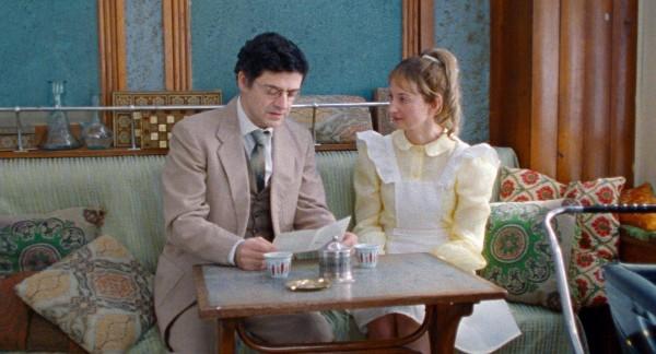 Wajdi Mouawad (Joseph), Alba Rohrwacher (Alice)