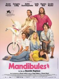 Mandibules, affiche