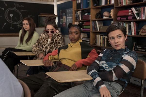 Zoey Luna (Acteur), Gideon Adlon (Acteur), Lovie Simone (Acteur), Caillee Spaeny (Hannah)