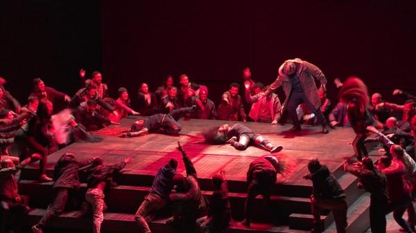 La danse urbaine revisite le classique de Jean-Philippe Rameau