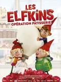 Les Elfkins : opération pâtisserie, affiche