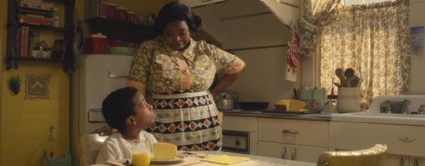 Jahzir Bruno (Bruno), Octavia Spencer (la grand-mère)