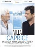 Villa Caprice, affiche