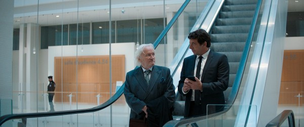 Niels Arestrup (Luc Germon), Patrick Bruel (Gilles Fontaine)