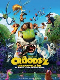 Les Croods 2 : une nouvelle ère, affiche