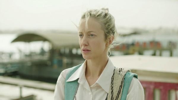 Andrea Riseborough (Hana)