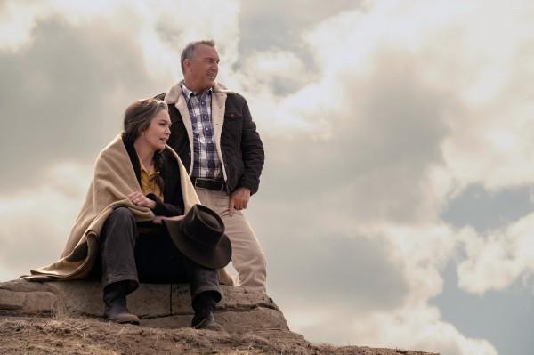 Diane Lane (Margaret Blackledge), Kevin Costner (George Blackledge)