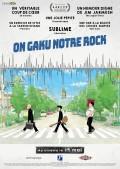 On-Gaku : Notre rock ! - Affiche