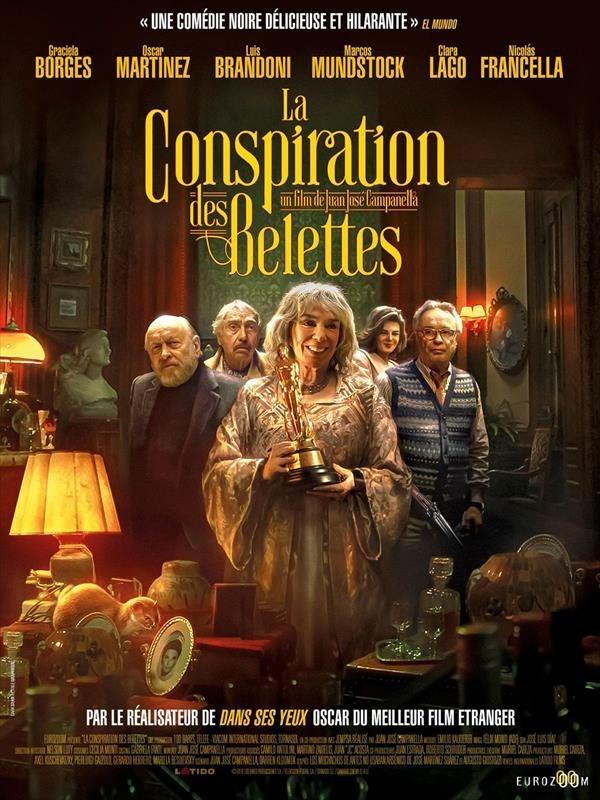 La Conspiration des belettes, affiche