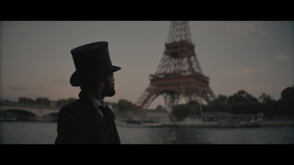 Romain Duris (Gustave Eiffel)
