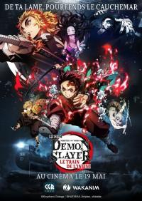 Demon Slayer - Kimetsu No Yaiba - Affiche