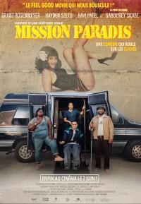 Mission Paradis - Affiche