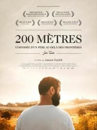 200 mètres, affiche