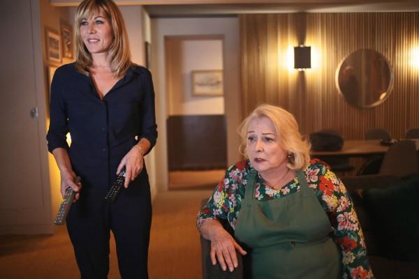 Mathilde Seigner (Carole), Josiane Balasko (Jacqueline)