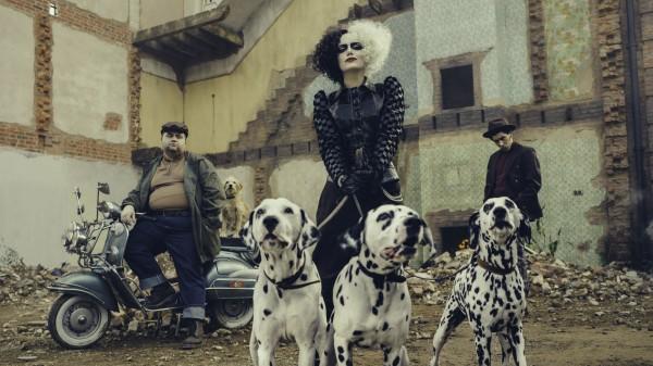 Emma Stone (Cruella)