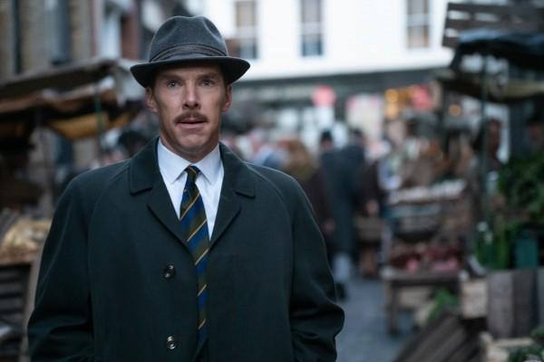 Benedict Cumberbatch (Greville Wynne)