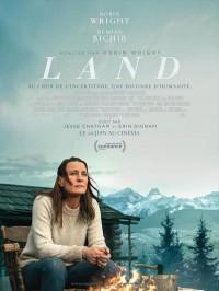 Land, affiche