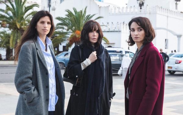 Maïwenn (Acteur), Isabelle Adjani (Acteur), Rachida Brakni (Acteur)