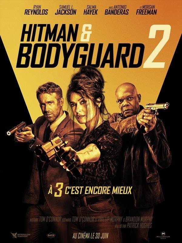 Hitman & Bodyguard 2, affiche