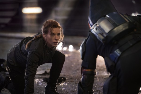 Scarlett Johansson (Natasha Romanof / Black Widow)