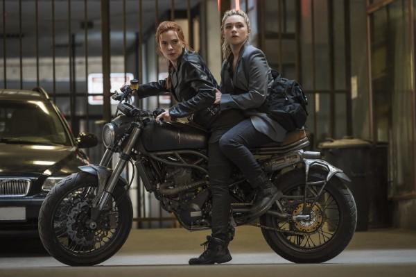 Scarlett Johansson (Natasha Romanof / Black Widow); Florence Pugh (Yelena Belova);