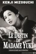Le Destin de madame Yuki - Affiche