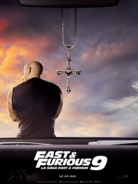 Fast & Furious 9, affiche