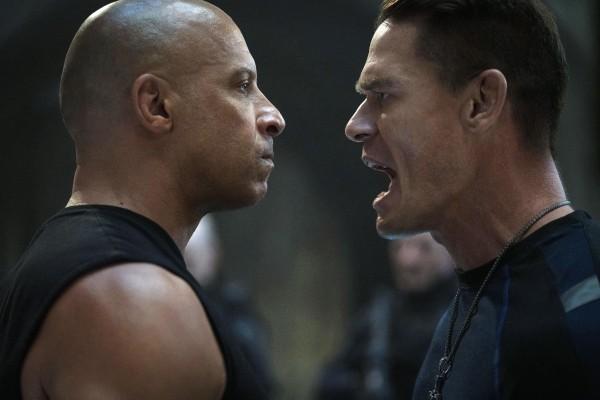 Vin Diesel (Dominic Toretto), John Cena (Acteur)