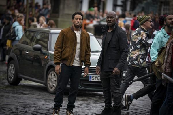 Ludacris (Tej Parker), Tyrese Gibson (Roman Pearce)